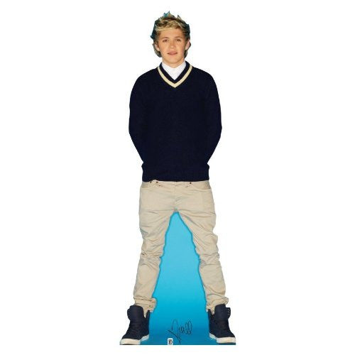"Niall - 1D 64"" x 23"" Stand-ups"