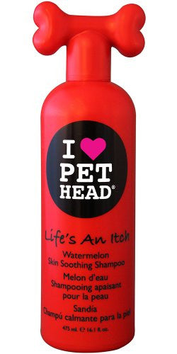LIFE'S AN ITCH  Watermelon Skin Soothing Shampoo, 16.1oz