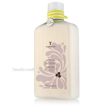 Thymes Temple Tree Jasmine Body Wash - 9.25 oz