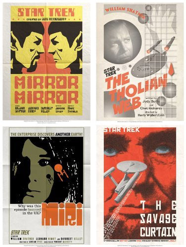 Star Trek - The Original Series Posters - Set 6