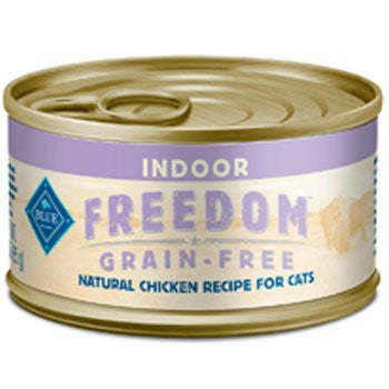 BLUE FREEDOM INDOOR CHICKEN 24X3OZ