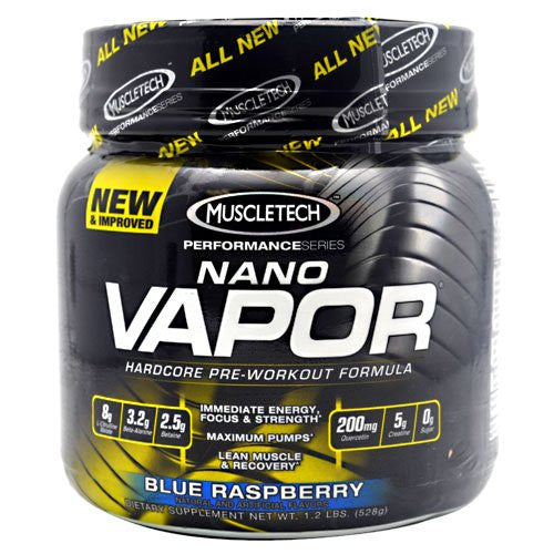 MuscleTech Nano Vapor Performance Series, 2lb