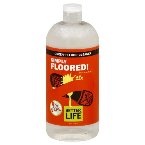 Better Life Simply Floored Floor Cleaner, Ready to Use 32.0 OZ