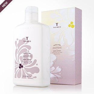 Thymes Temple Tree Jasmine Body Lotion , 9.25 Fl Oz / 270 Ml