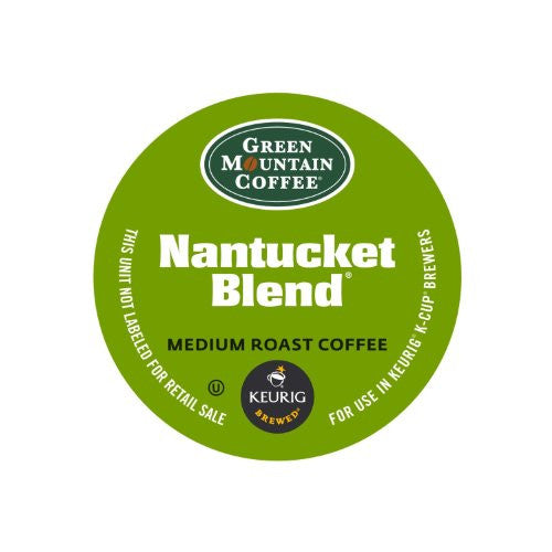 Green Mountain Coffee® Nantucket Blend® Coffee K-Cup® Packs, 24/Bx