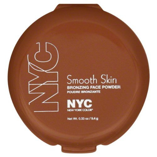 Smooth Skin Bronzing Face Powder, Sunny