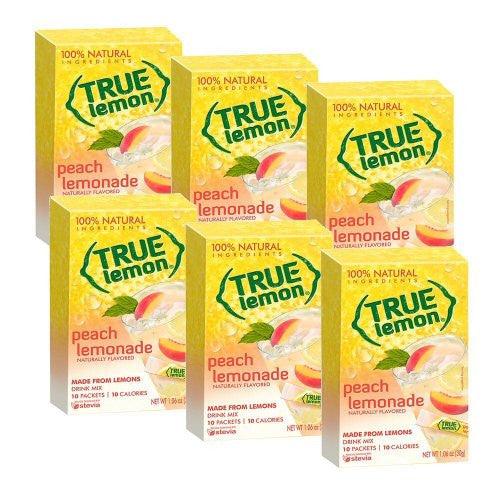 True Peach Lemonade