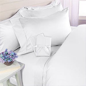 1200 Elegance Linen - King (White)
