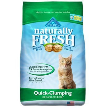 BLUE NATURAL FRESH CLUMPING LITTER 26LB