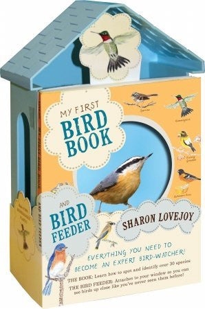 My First Book & Bird Feeder