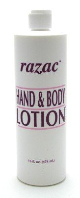 Razac Hand & Body Lotion 16oz