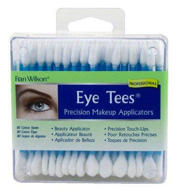 Eye Tees Professional Make-Up Applicators (80 count)