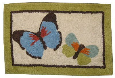 Butterfly Bliss Rug