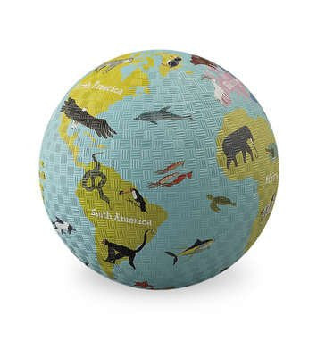 "Crocodile Creek World 5"" Play Ball"