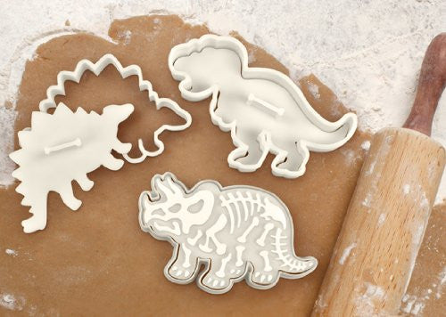 DIG-INS Cookie Cutters-Set of 3