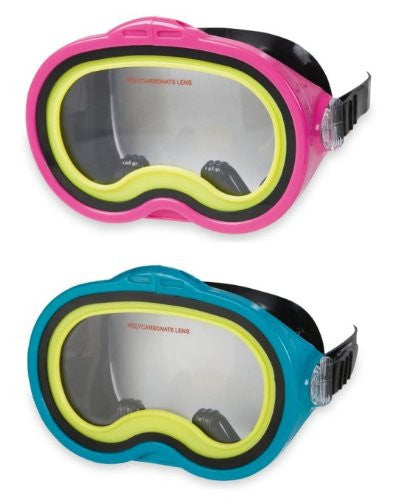Intex 55913 Swim Mask Sea Scan (07825755913)