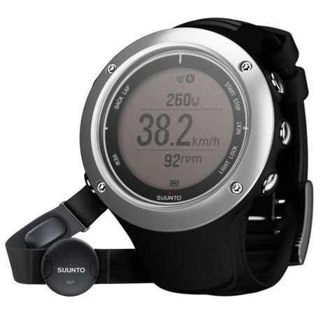 Ambit2 GPS Watch & Heart Rate Monitor (Color: Graphite)