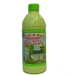 Nellie and Joe's Juices Lime 16 oz