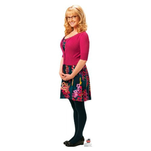 "Bernadette - Big Bang Theory 60"" x 14"" Stand-ups"