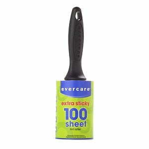Evercare 100 Sheet Extra Sticky Lint Roller