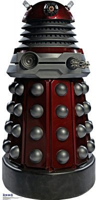 "Red Dalek - Dr. Who 68"" x 32"" Stand-ups"