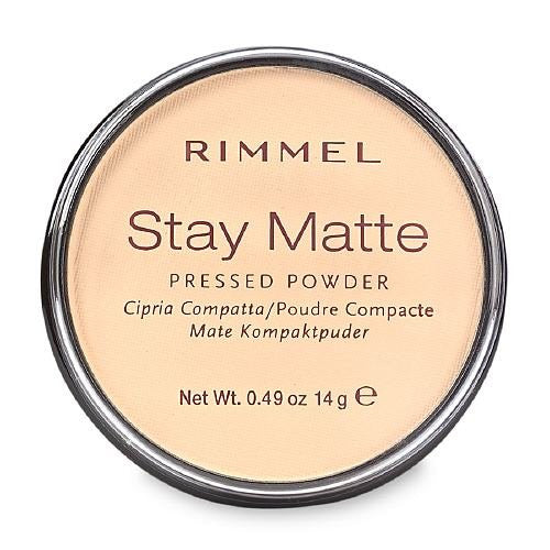 Stay Matte Pressed Powder, Transparent