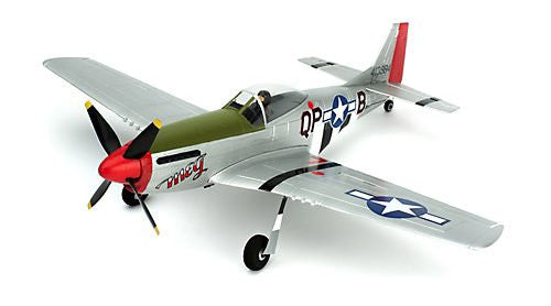 Ultra-Micro P-51D Mustang RTF with AS3X