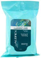 Calming Skin Therapy Wipe Aubrey Organics 1 Container