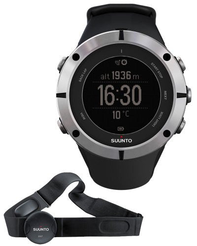 Suunto Ambit2 GPS Heart Rate Monitor - Men's