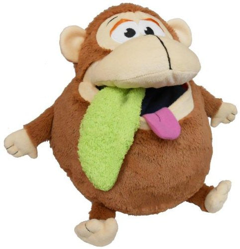 Tummy Stuffers Brown Monkey Plush Toy