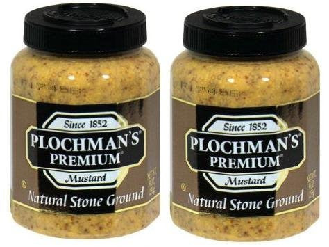 Mustard Natural Stone Ground 9.0 Oz