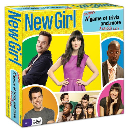 New Girl Game