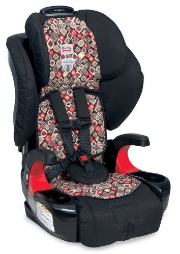 Britax Pioneer 70 Harness-2-Booster Car Seat, Redwood
