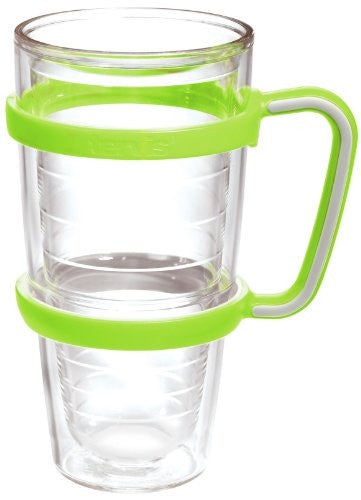 Handle 24oz Lime Green