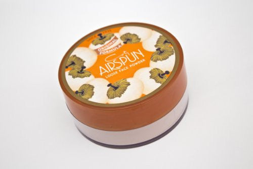 AIRSPUN LOOSE POWDERS, Translucent