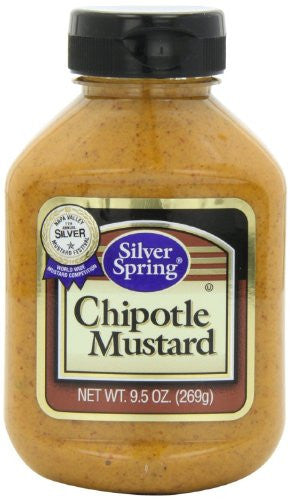 Chipotle Mustard 9.5 OZ (Pack of 2)