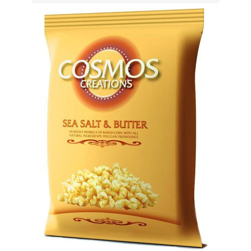Cosmos Creations Sea Salt Butter Snack 2.5 OZ