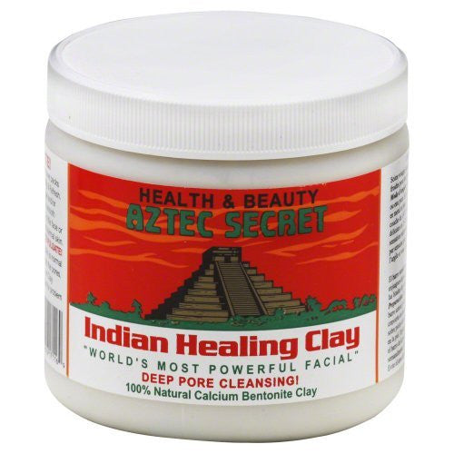 Aztec Secret Face Healing Clay 1.0 LB