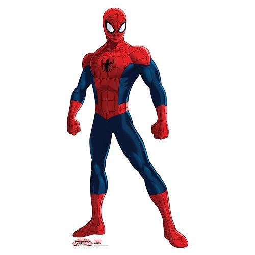 "Spider-Man02 - Ultimate Spider-Man 72"" x 36"" Stand-ups"