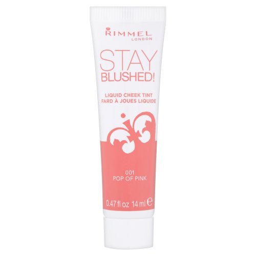 Stay Blushed Liquid Cheek Tint, Pop Of Pink