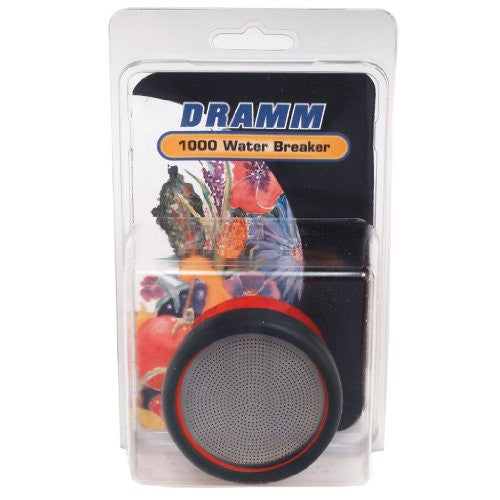 DRAMM Water Breaker Hose End, 1000, Plastic
