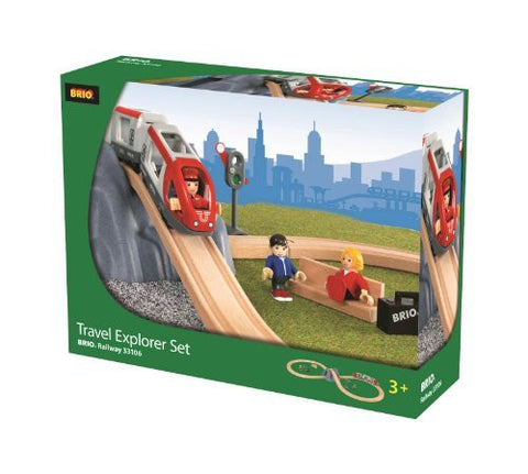BRIO 33106 Travel Explorer Set