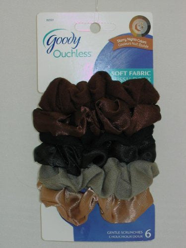 Womens Ouchless Scrunchies Starry Night