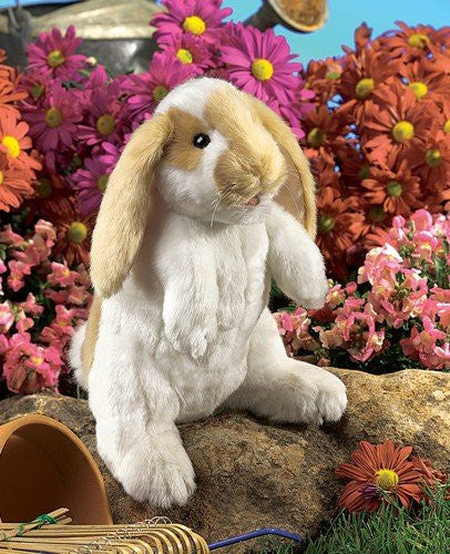 Rabbit Standing Lop, Newest Puppets