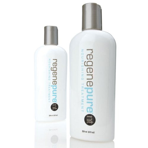 Regenepure NT Hair Regrowth Shampoo For Hair Thickening and Hair Loss Recovery In Men and Women - Set of 2