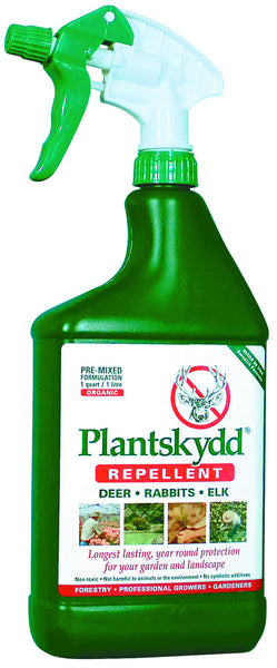 Deer Repellent: Plantskydd 32 oz Ready to Use