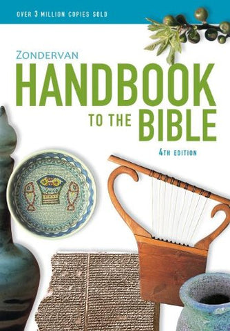Zondervan Handbook To The Bible - Paperback