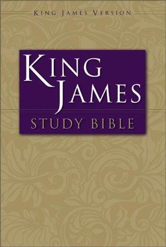 Zondervan King James Study Bible, Personal Size
