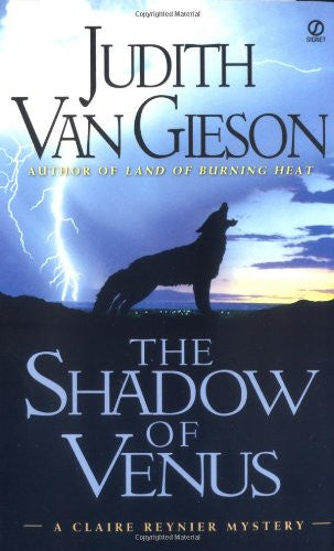 The Shadow of Venus (Claire Reynier Mysteries)