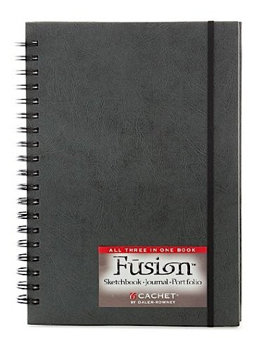 Cachet/Daler-Rowney FUSION SKTCH/JOURNAL 7X10
